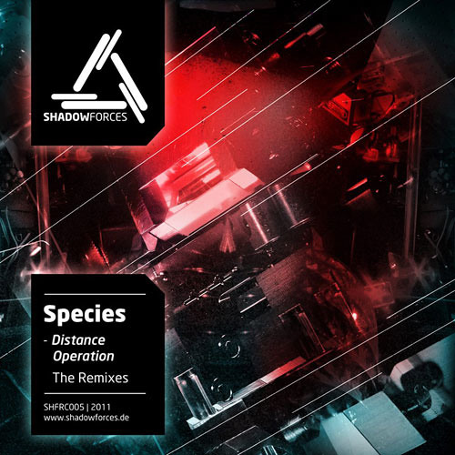 Species - Distance Operation (INFRA Remix) [OUT NOW on Shadowforces