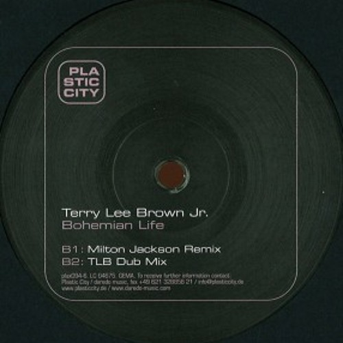 Terry Lee Brown Junior - Bohemian Life (Terry´s DUB)