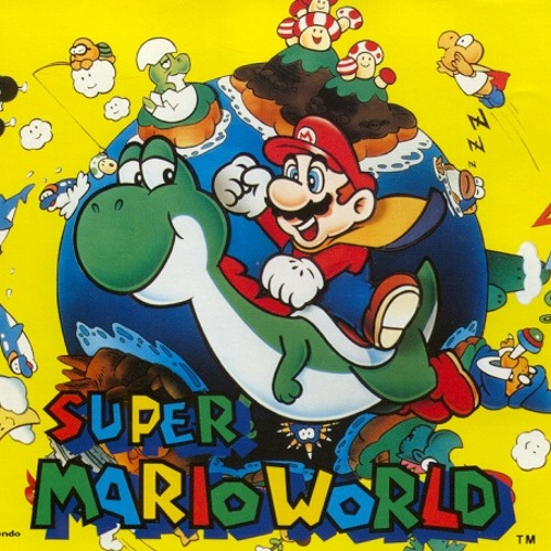 Game Over (SNES Super Mario World Remix)