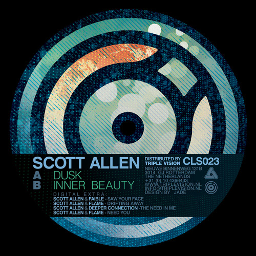 Scott Allen & Deeper Connection-The Need In Me - Now Available!!