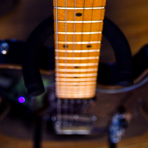 just the guitar