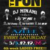 "DJ MINAMI LIVE MIX ""THE FUN @ CLUB AZURE Osaka/Japan"" 2012/5/5"