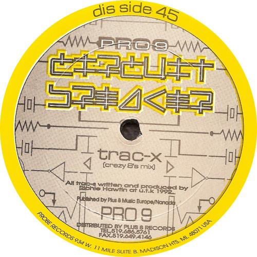Circuit Breaker: Trac-X (1992) PRO09