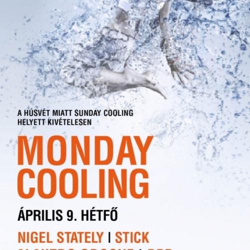 NigelStately Stick 3l3ktroGroove DDR Monday Cooling Live (2012 04 09)