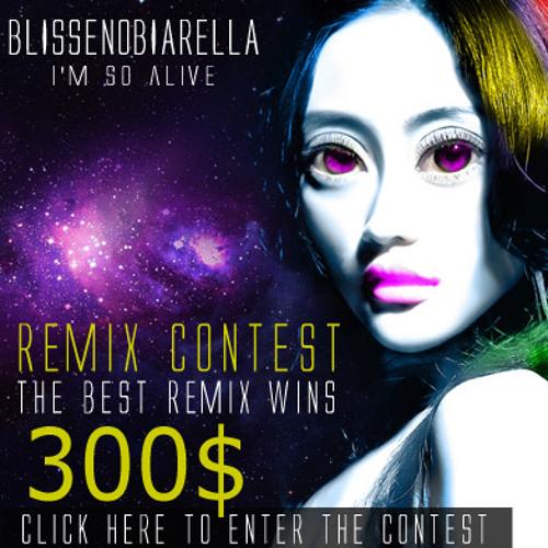 Blissenobiarella - I'm So Alive (Moreno Deejay Remix)