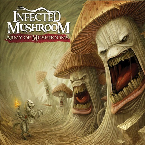 Infected Mushroom - Army of Mushrooms (preview mix) [Free Download]