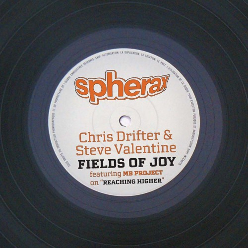 Chris Drifter & Steve Valentine - Fields Of Joy (Original Mix)