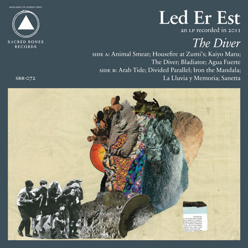Led Er Est - 'The Diver'