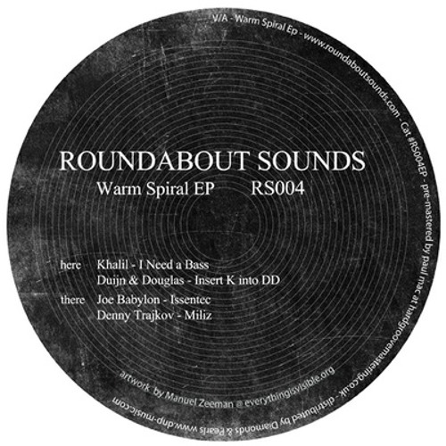 """RS004EP """"Warm Spiral EP"""" PREVIEW"""
