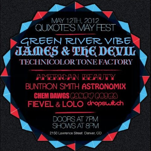 Green River Vibe & James and the Devil  -  All These Years   Pre-release