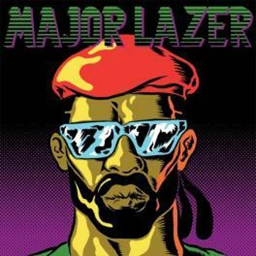 Major Lazer 2012