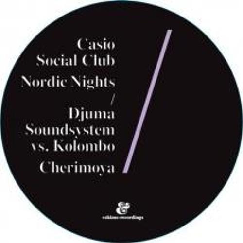 Djuma Soundsystem Vs Kolombo - Cherimoya