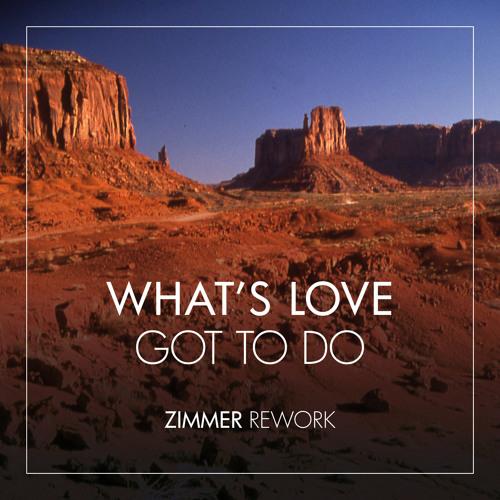 Tina Turner - What's Love Got To Do (Zimmer Rework)