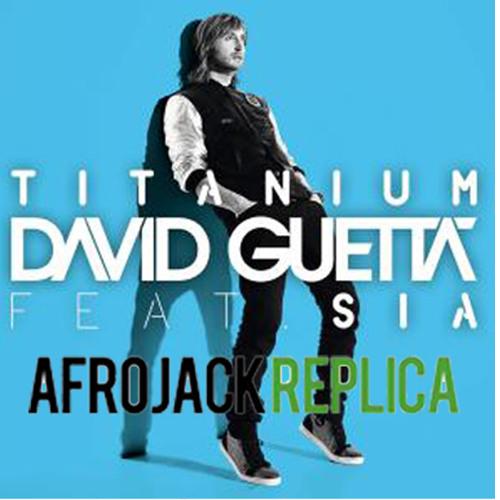 Afrojack Vs.David Guetta-Replica The Titanium (MishMsh Boy)