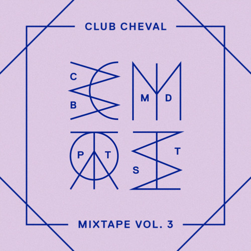 Bromance & Dazed and Confused Magazine present : Club Cheval Mixtape Vol.3