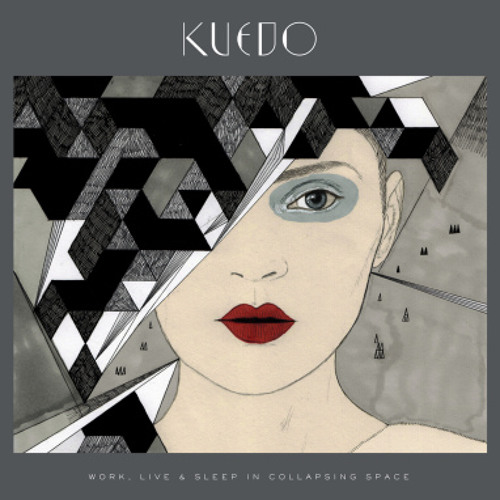 Kuedo - Work Live & Sleep In Collapsing Space (Laurel Halo Remix)