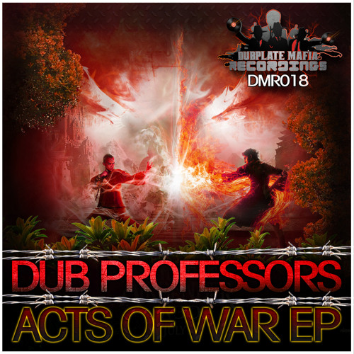 "Dub Professors - Energy Source (Forthcoming On Dubplate Mafia Recordings) [""ACT'S OF WAR"" EP] Clip"