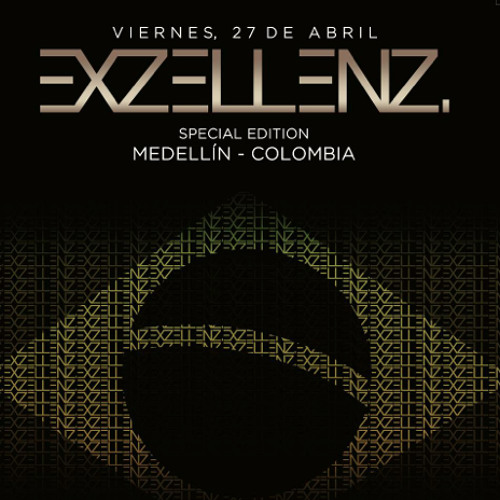 Felipe Callado live @ EXZELLENZ Medellín - Colombia 29.04.2012
