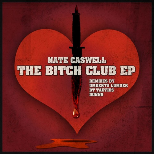 Nate Caswell - The Bitch Club (Dunno's Strawberry Cough Remix) OUT NOW!