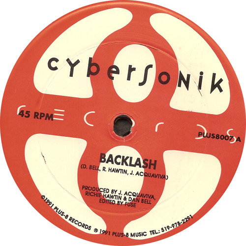 Cybersonik: Backlash (1993) PLUS8007