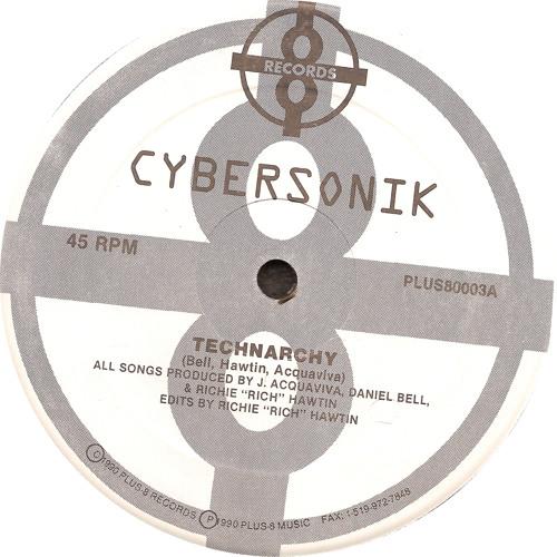 Cybersonik: Technarchy (1990) PLUS8003
