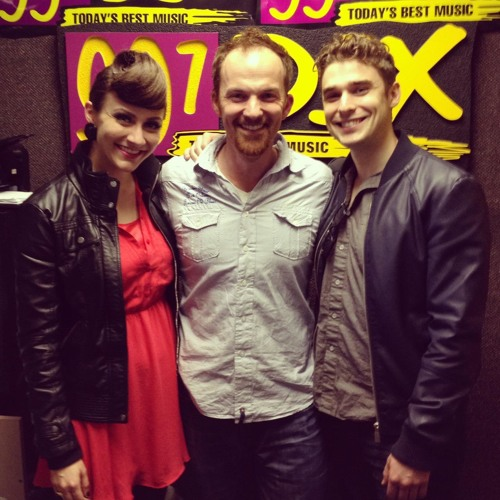 Karmin calls Ben and Mo at WDJX