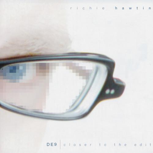 Richie Hawtin: DE9 | Closer To The Edit (2001) MINUS8CD