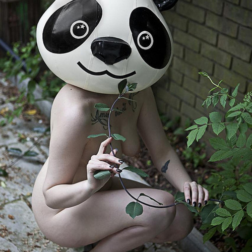 Autistico: The Mask (Naked Panda)