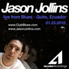 Jason Jollins - January 2010 - Live at Blues - Quito Ecuador - Part 1