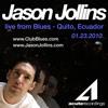 Jason Jollins - January 2010 - Live at Blues - Quito, Ecuador - Part 3