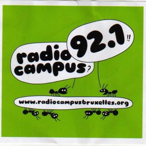 Spencer Kincy aka Gemini - Radio Campus, Brussels (July 17, 1995)