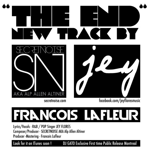 The End - Original Mix Feat JEY