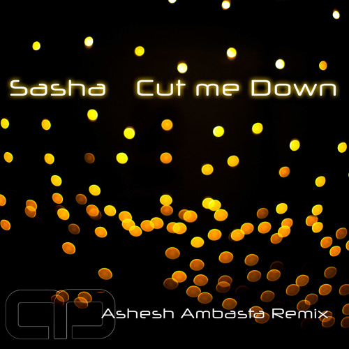 Sasha - Cut Me Down [Ashesh Ambasta Remix]