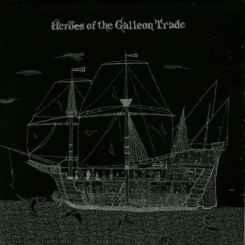 Heroes of The Galeon Trade - Winter Island Romance