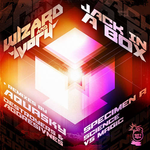 RNF004 Wizard & Ivory - Jack In A Box [Out Now]
