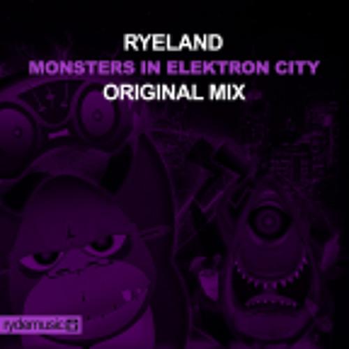 Ryeland - Giga Elektron Volts [GEV] (Original Mix)