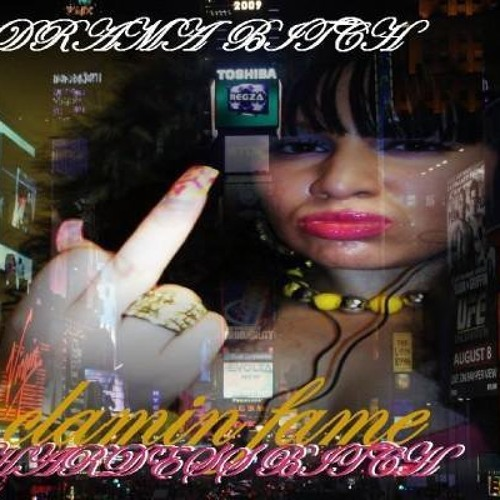 Pinkdoll-Letter To HipHop Promotional Use Only