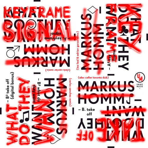 Markus Homm - Key Frame (Leo Leal & Adrian Garza Remix)