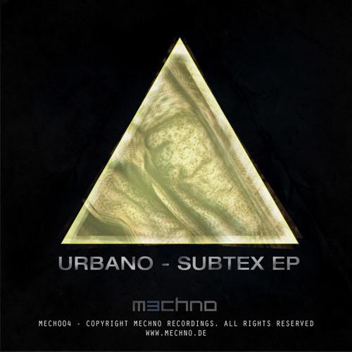 Urbano - Wormhole (Original Mix) [ MECHNO    MECH004 ]