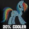 20 Percent Cooler