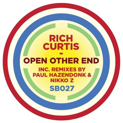 Rich Curtis - Open Other End (Nikko.Z Remix) [LQ Sample]