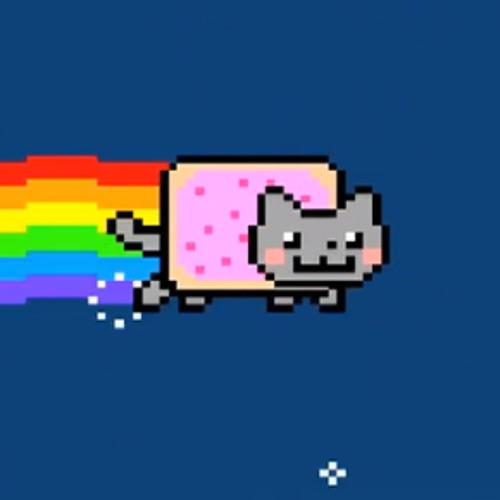 Rock-Nyan Cat