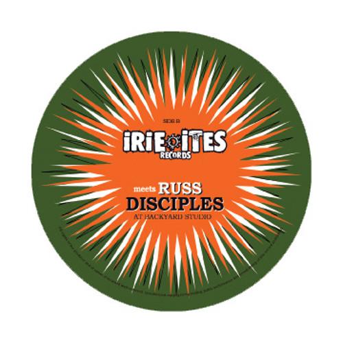 IRIE ITES Meets RUSS D MEGAMIX [2012] (II UK EP 01 / 02)
