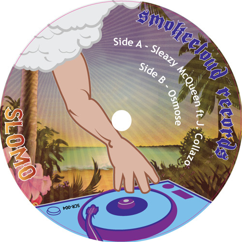 "YP Disco - Smokecloud records ""HOT"" SCR-004 vinyl only OUT NOW"