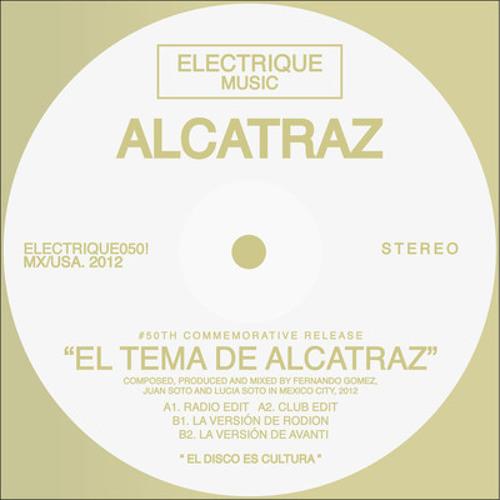 ALCATRAZ - TEMA DE ALCATRAZ (LA VERSION DE RODION)