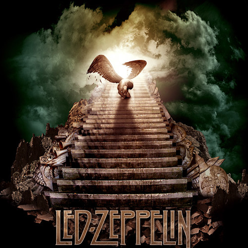 Led Zeppelin - Stairway To Heaven (Alesankodj Melody Remix) Instrumental version - unsigned