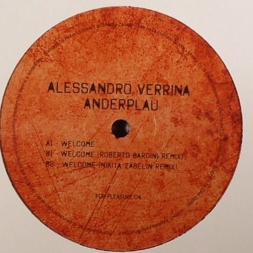 Alessandro Verrina & Ander Plau - Welcome