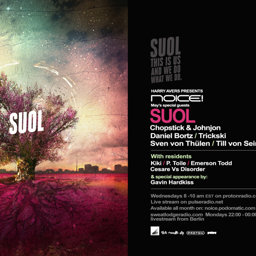 TVS for Suol Showcase/Noice Radio