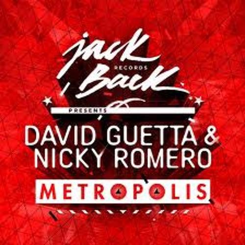 Metropolis - David Guetta (Mikaïl edit)