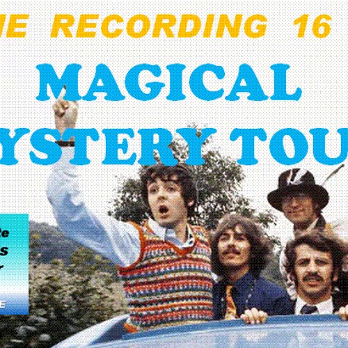 Beatles cover  MAGICAL MYSTERY TOUR
